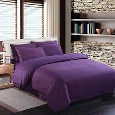 deep purple bedding set duvet quilt cover king size queen full inside covers design 1