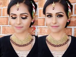 indian wedding bridal makeup and hair gokalove boston makeup artist