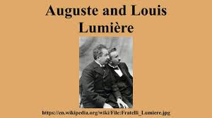 「auguste-marie and louis-jean lumière」の画像検索結果
