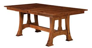 Decor Oak Unfinished Furniture Amish Furniture San Antonio - Dining room tables san antonio