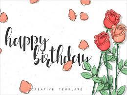 20 Birthday Postcard Templates Psd Vector Eps Free