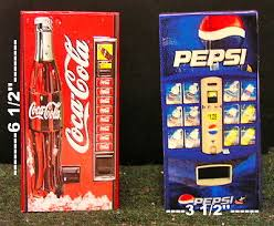 Buy A Soda Vending Machine Extraordinary ONE LIGHTED SODA Vending Machine 48482 Scale Miniature 4848