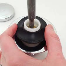 removing the cap of a toe touch stopper uning the shaft cylinder