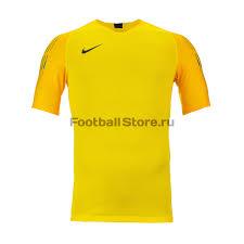 <b>Вратарская футболка Nike</b> Gardien II GK SS 894512-719 – купить ...