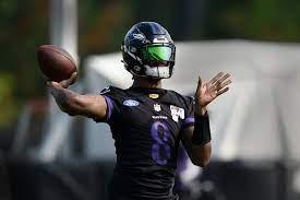 Ravens' Lamar Jackson noncommittal on ...