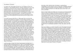 college essay topic c example   essayexample of college essay topic c general writing tips