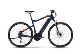 Electric Cross Bikes For All Terrains Haibike Cross Ebikes