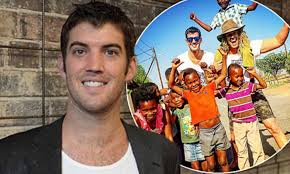 Dustin Leonard begins handing out two million free condoms in Africa |  Daily Mail Online