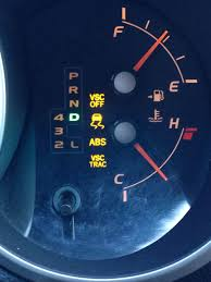 HELP! VSC trac, ABS, and skid pic lights on - Toyota 4Runner Forum ...