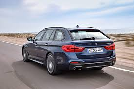 BMW 5 Series bmw 5 series touring xdrive : The new BMW 5 Series Touring 2017 | Drive & Ride UK