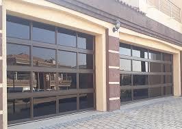 glass garage doors garage door