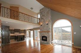 Ceilings   vaulted or cathedral    Drummond House Plans BlogDrummondHousePlans com       vaulted ceiling