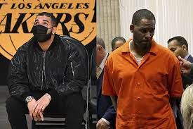 Drake Gives R. Kelly Writing Credit on ...