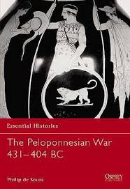 the peloponnesian war bc osprey publishing the peloponnesian war 431 404 bc