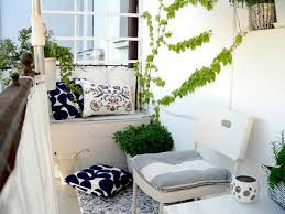 Apartment Balcony Decorating Ideas Painting