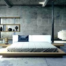 Masculine Bed Frames Modern Beds For Men Best N Bedroom Home How To ...