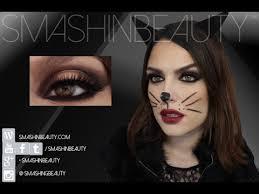 cat woman makeup tutorial 2017 smashinbeauty