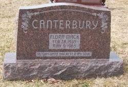 Flora Mack Canterbury (1935-1965) - Find A Grave Memorial