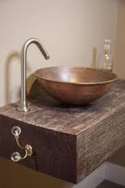 Bath & Shower: Gorgeous Copper Bathroom Sinks With Elegant Deep ...