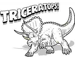 Small Picture Triceratops Coloring Pages ColoringPagesOnlycom