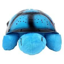 Turtle Stuffed Animal Night Light Turtle Led Night Light Moon And Stars Projector Plush