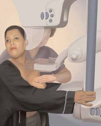 mammogram painful compression