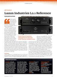 Halide Design Dac Hd Review Lamm Industries L2 1 Reference Manualzz Com