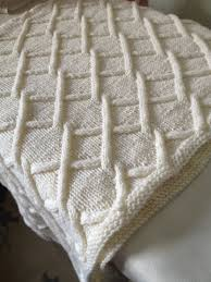 Cable Knit Blanket Pattern Best Decorating