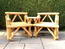 rustic wooden outdoor furniture. Wooden Garden Furniture Sets Uk Latest Rustic Outdoor In Perfect Harmony U