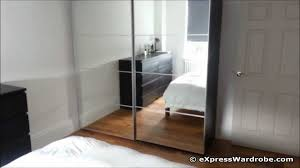 ikea pax auli sliding mirror door wardrobe design glass replacement furniture mirrored vikedal