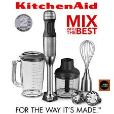 kitchenaid hand mixer 5 speed. kitchenaid - 5 speed hand blender stainless steel kitchenaid mixer e