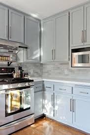 enchanting grey shaker kitchen cabinets gray shaker kitchen cabinets with engineered white quartz grey shaker style