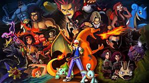 pokémon fond d écran led backgrounds of pokemon hd fond d écran pics laptop