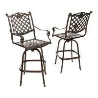 outdoor bar stools cheap. Avon Cast Aluminum Outdoor Bar Stool Stools Cheap