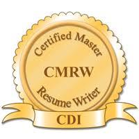 Certified Master Resume Writers Cmrw