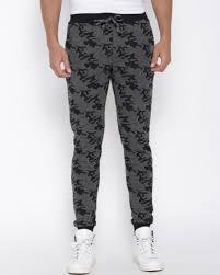 Patterned Joggers Interesting Black And White Patterned Joggers At Rs 48 Piece Joggers Bull