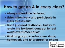 How To Make Good Grades Strategy To Get Good Grades