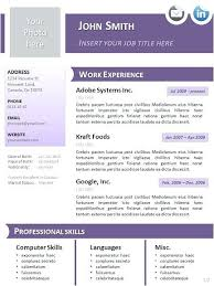 Openoffice Resume Template Unique Resume Templates For Openoffice Sokobanjs