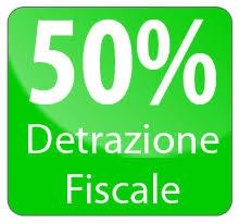 Risultati immagini per detrazione fiscale 50