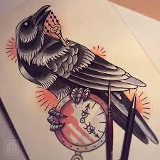 вороны одина тату значение татуировки ворон символика тату