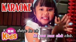 KARAOKE Corona Chào Xa Bé Rồi ♫ Nhạc Thiếu Nhi Karaoke Cho Bé - Tuyển tập nhạc  thiếu nhi hay. - #1 Xem lời bài hát