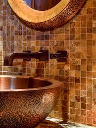 SpanishStyle Bathrooms Pictures Ideas  Tips From HGTV HGTV - Mediterranean style bathrooms