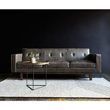 mid century modern leather sofa. Mid Century Modern Leather Sofa Colors