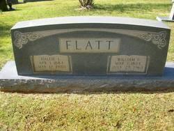 Hallie Leanna Hamm Flatt (1885-1970) - Find A Grave Memorial