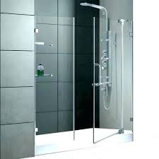 door stopper ideas image of shower draft splendid and glass water stop sliding magnetic stoppe