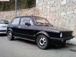 VW Golf Mk I GTi 1.8 group A (1983) - Racing Cars