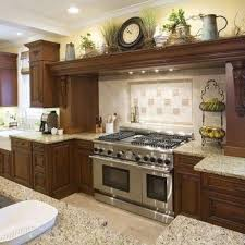 cabinet ideas for kitchen. Delighful Cabinet Above Kitchen Cabinet Decor Ideas Design  Intended For C