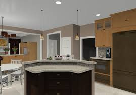Kitchen Island Designs Different Island Shapes For Kitchen Designs And Remodeling