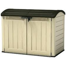 keter outdoor storage hydraulic lid plastic outdoor storage box shed storage boxes deck box outdoor