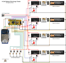 battery tester circuit diagram the wiring diagram battery tester circuit diagram vidim wiring diagram circuit diagram
